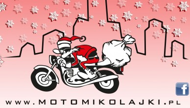 2015 Motomikołajki.pl plakat Nowa