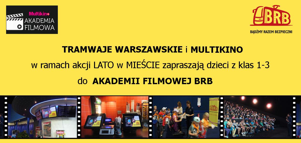 Zapraszamy do udziału w Akademii Filmowej BRB!