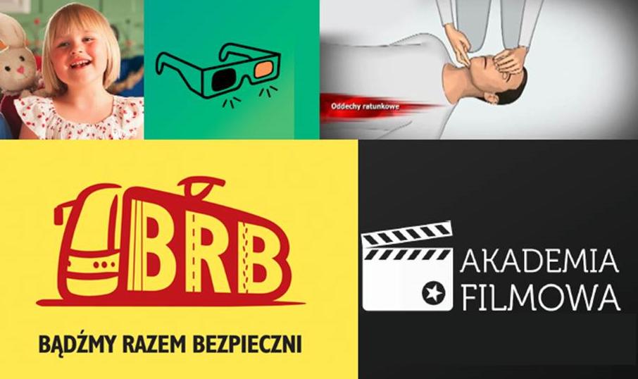 Lato w mieście – Akademia Filmowa kampanii Bądźmy Razem Bezpieczni